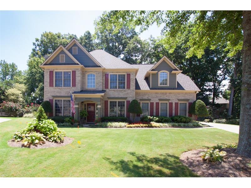 4388 Sandy Branch Drive, Buford, GA 30519 (MLS #5734711) :: North Atlanta Home Team