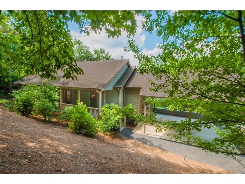 160 Beech Fern Knoll, Big Canoe, GA 30143 (MLS #5734732) :: North Atlanta Home Team