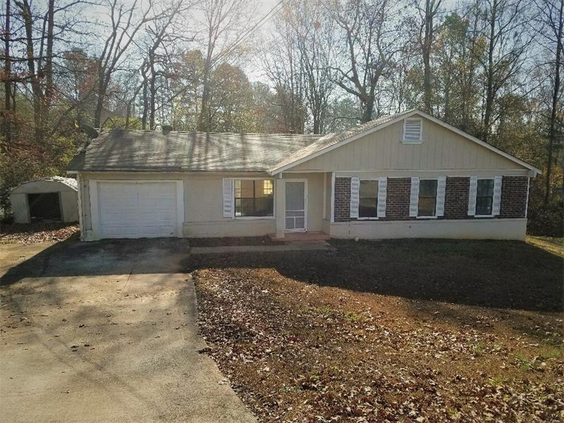 3907 Dalhouise Lane, Decatur, GA 30034 (MLS #5734999) :: North Atlanta Home Team