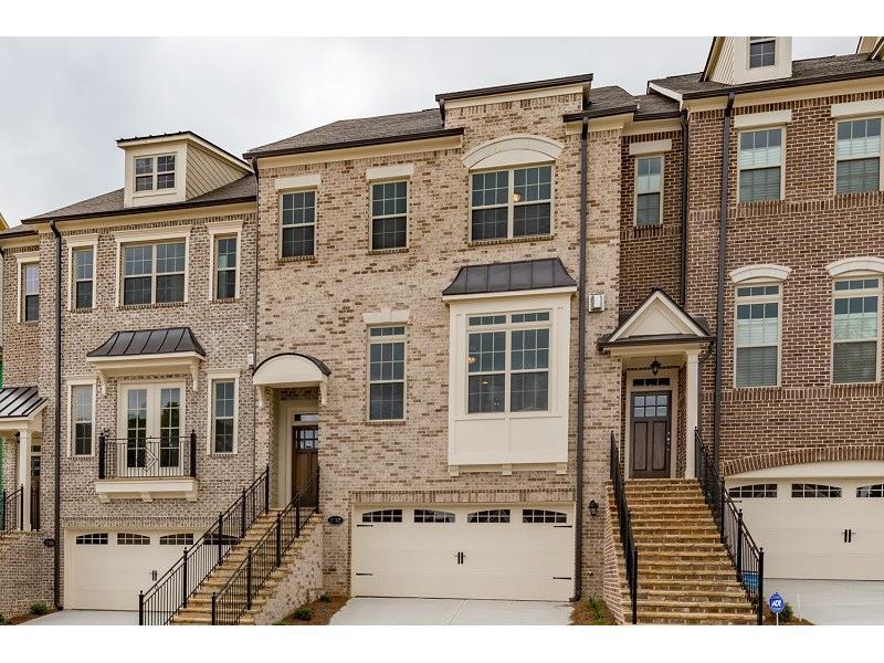2762 Avington Lane #07, Smyrna, GA 30080 (MLS #5735618) :: North Atlanta Home Team