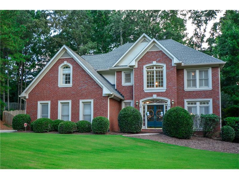 1525 Habersham Gate Drive, Cumming, GA 30041 (MLS #5736072) :: North Atlanta Home Team