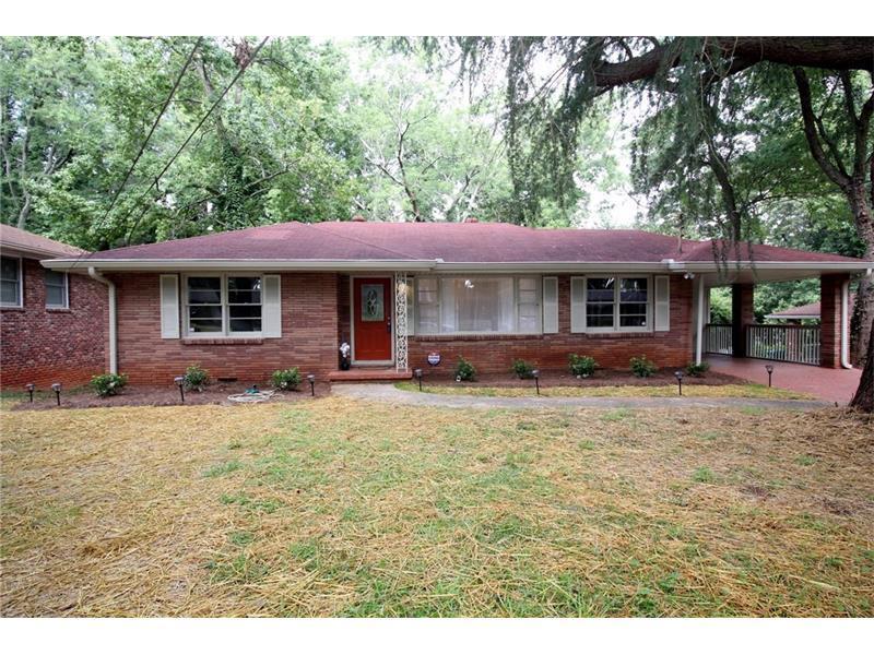 1885 Long Drive, Decatur, GA 30032 (MLS #5736097) :: North Atlanta Home Team