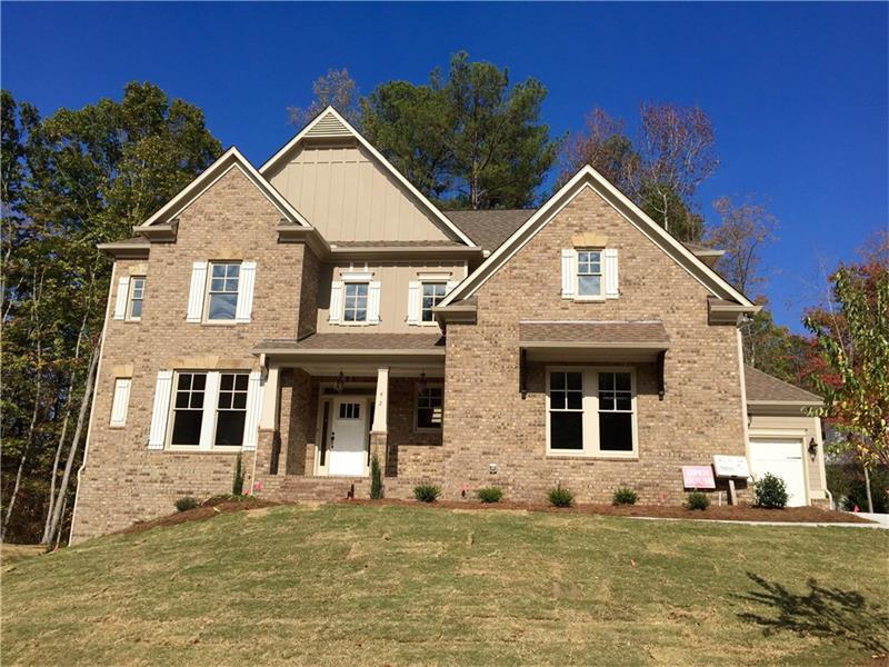 3482 Sutter's Pond Run NW, Kennesaw, GA 30152 (MLS #5736307) :: North Atlanta Home Team
