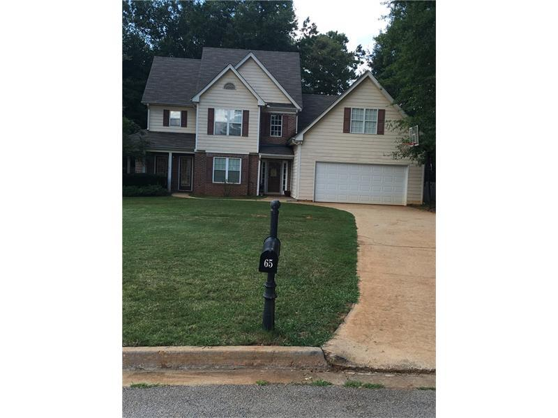 65 Bermuda Court, Covington, GA 30016 (MLS #5736603) :: North Atlanta Home Team