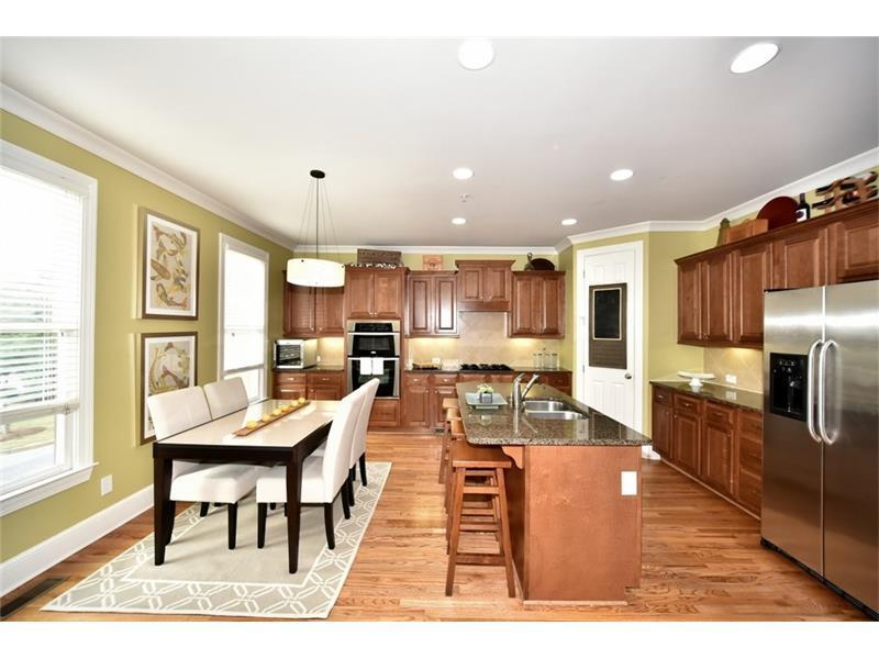 1816 Adagio Drive #1816, Alpharetta, GA 30009 (MLS #5736681) :: North Atlanta Home Team