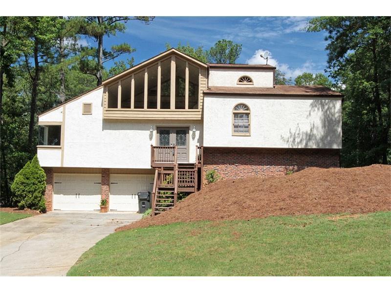 2673 Tritt Springs Drive NE, Marietta, GA 30062 (MLS #5736966) :: North Atlanta Home Team