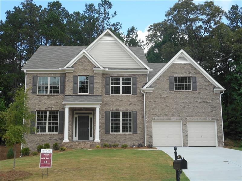 3100 Wolf Club Drive SW, Atlanta, GA 30349 (MLS #5737297) :: North Atlanta Home Team