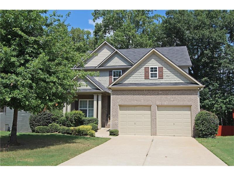 1107 Silverbrooke Drive, Powder Springs, GA 30127 (MLS #5738251) :: North Atlanta Home Team