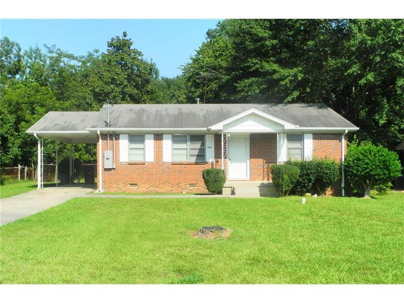 6818 E Sherwood Drive, Riverdale, GA 30274 (MLS #5738497) :: North Atlanta Home Team