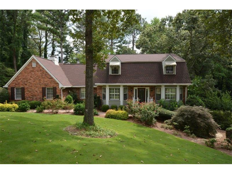 3917 Brintons Mill, Marietta, GA 30062 (MLS #5738744) :: North Atlanta Home Team
