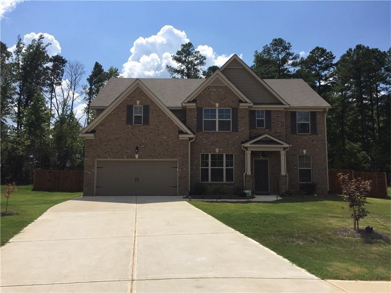 1437 Stone Ridge Court, Hampton, GA 30228 (MLS #5739062) :: North Atlanta Home Team