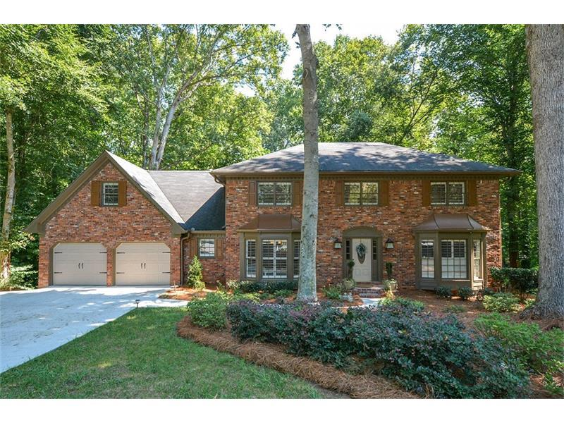4365 Butternut Way, Roswell, GA 30075 (MLS #5739405) :: North Atlanta Home Team