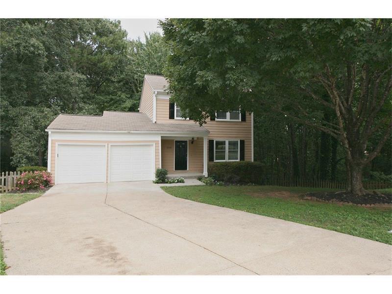 3235 Old Evergreen Way, Alpharetta, GA 30022 (MLS #5739499) :: North Atlanta Home Team