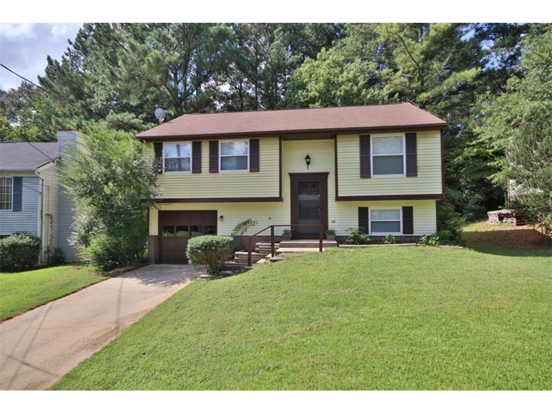 5256 Kinsdale Lane, Stone Mountain, GA 30088 (MLS #5739573) :: North Atlanta Home Team