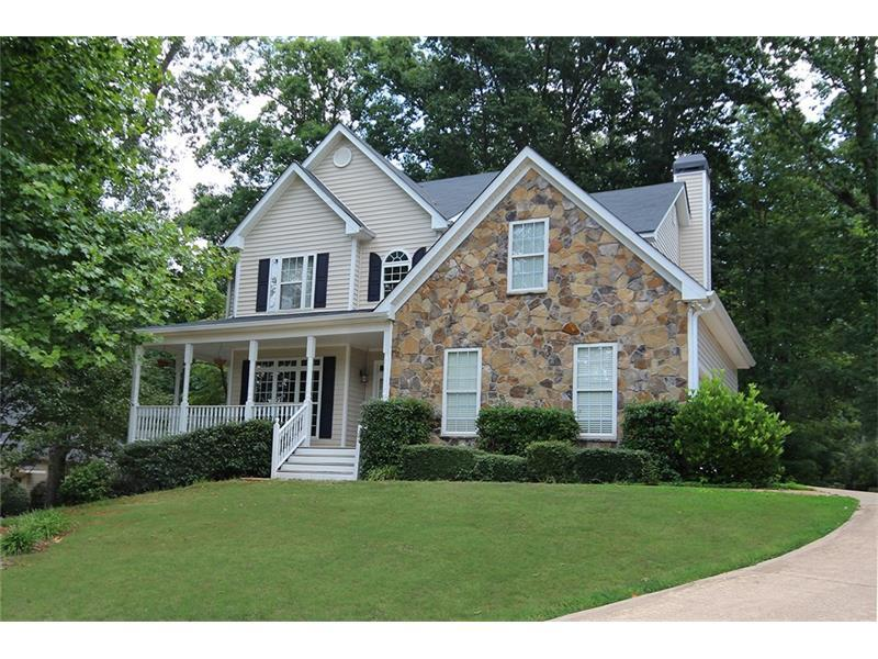 7705 Finley Drive, Gainesville, GA 30506 (MLS #5739603) :: North Atlanta Home Team