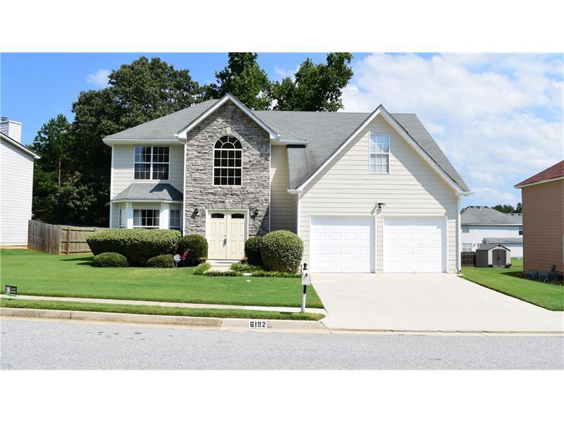 6192 Remington Park, Lithonia, GA 30058 (MLS #5739630) :: North Atlanta Home Team