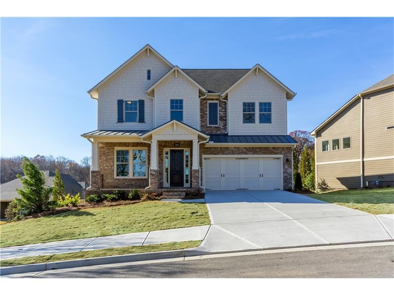 5386 Bluestone Circle, Mableton, GA 30126 (MLS #5740187) :: North Atlanta Home Team