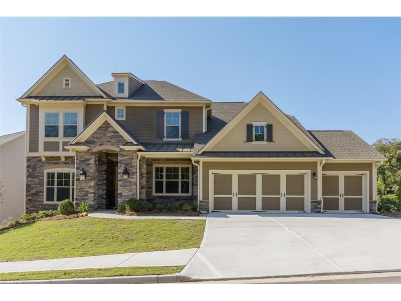5374 Bluestone Circle, Mableton, GA 30126 (MLS #5740235) :: North Atlanta Home Team