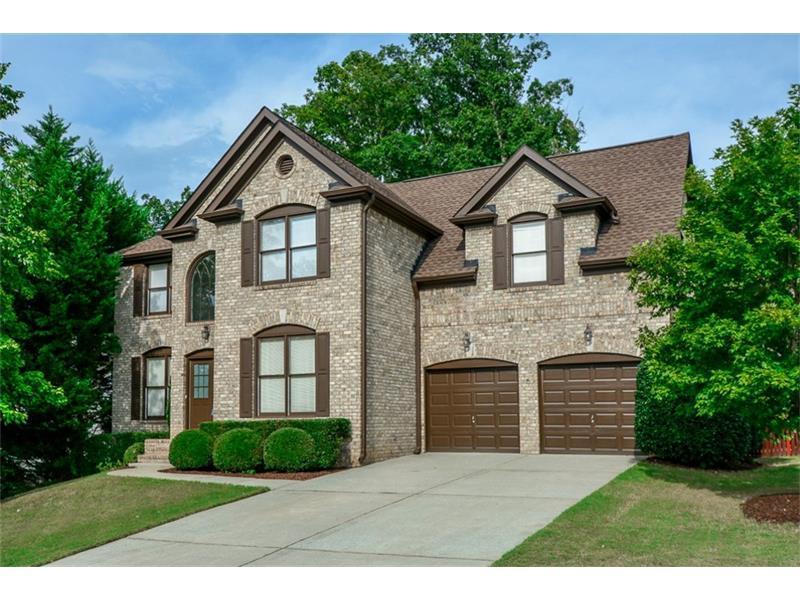 1436 Wind Chime Court, Lawrenceville, GA 30045 (MLS #5740256) :: North Atlanta Home Team