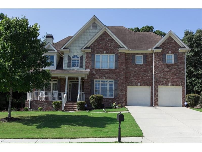 2153 Great Shoals Circle, Lawrenceville, GA 30045 (MLS #5741005) :: North Atlanta Home Team