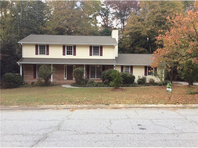 1044 Huntingdon Court, Stone Mountain, GA 30083 (MLS #5741412) :: North Atlanta Home Team