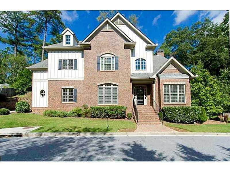 630 Darlington Commons Court NE, Atlanta, GA 30305 (MLS #5742955) :: North Atlanta Home Team
