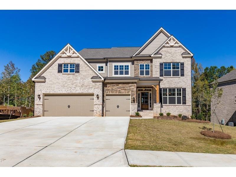 3979 Crimson Ridge Way, Buford, GA 30518 (MLS #5743286) :: North Atlanta Home Team