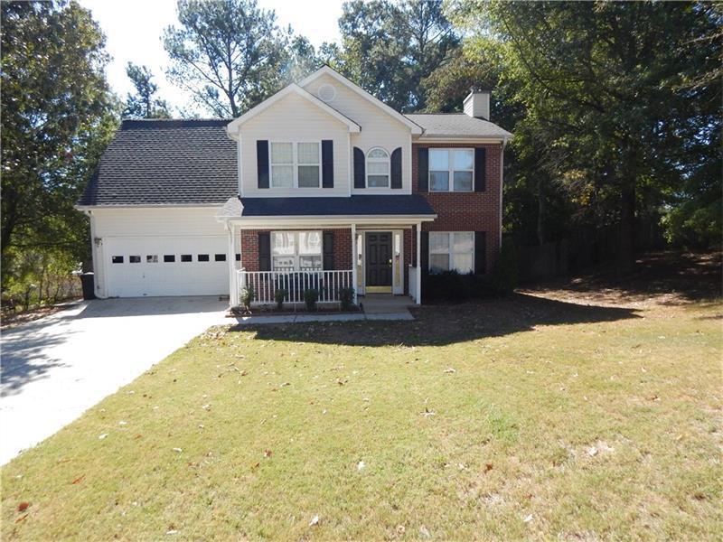 55 Foster Trace Drive, Lawrenceville, GA 30043 (MLS #5743360) :: North Atlanta Home Team