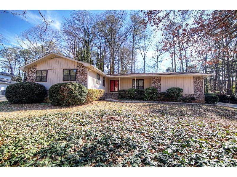 721 Belmont Ridge, Lawrenceville, GA 30043 (MLS #5743528) :: North Atlanta Home Team