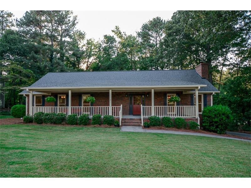 2361 Murdock Road, Marietta, GA 30062 (MLS #5743594) :: North Atlanta Home Team