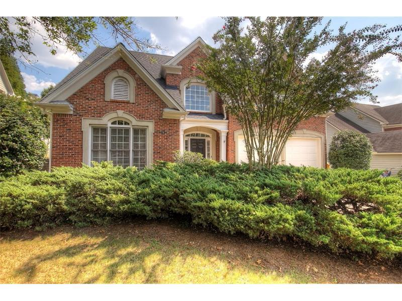 4221 Cheltingham Lane SE, Smyrna, GA 30082 (MLS #5744516) :: North Atlanta Home Team