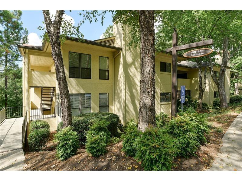 802 Lismore SE #2, Smyrna, GA 30080 (MLS #5744790) :: North Atlanta Home Team