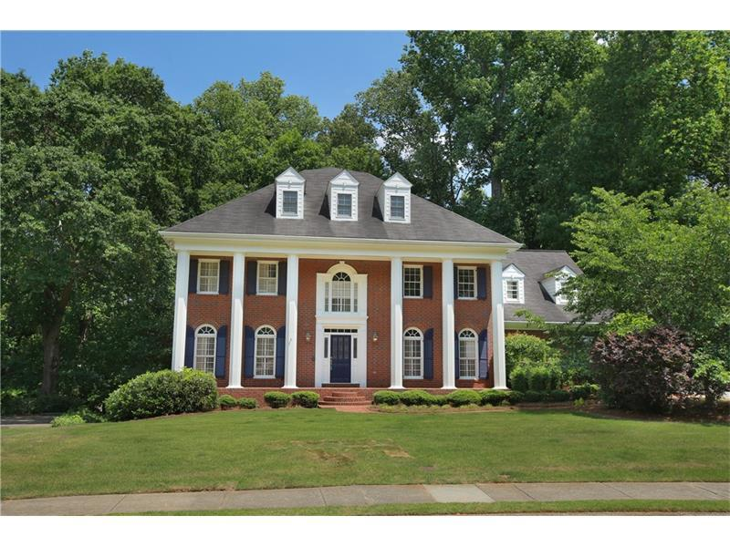 6030 Neely Farm Drive, Norcross, GA 30092 (MLS #5745532) :: North Atlanta Home Team