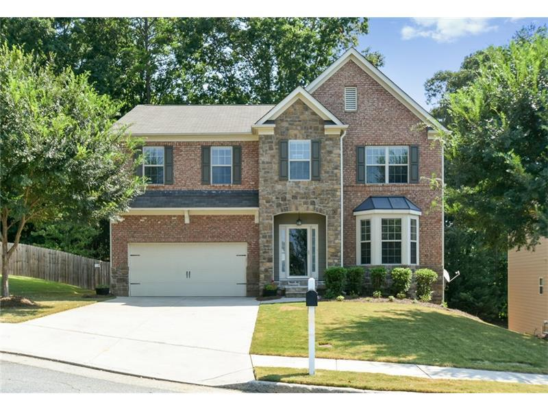 3133 Forest Grove Trail NW, Acworth, GA 30101 (MLS #5745778) :: North Atlanta Home Team
