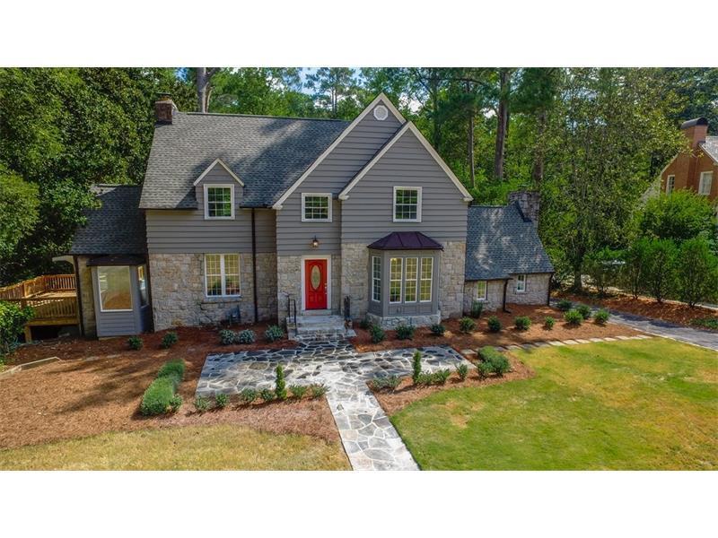 510 Westover Drive NW, Atlanta, GA 30305 (MLS #5746442) :: North Atlanta Home Team