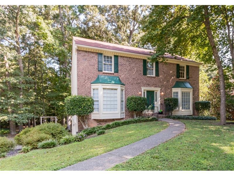 3333 Woodsfield Drive NE, Marietta, GA 30062 (MLS #5746502) :: North Atlanta Home Team