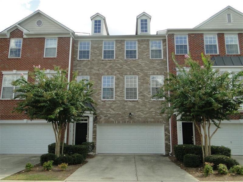 3819 Chattahoochee Summit Drive SE #3819, Atlanta, GA 30339 (MLS #5746576) :: North Atlanta Home Team