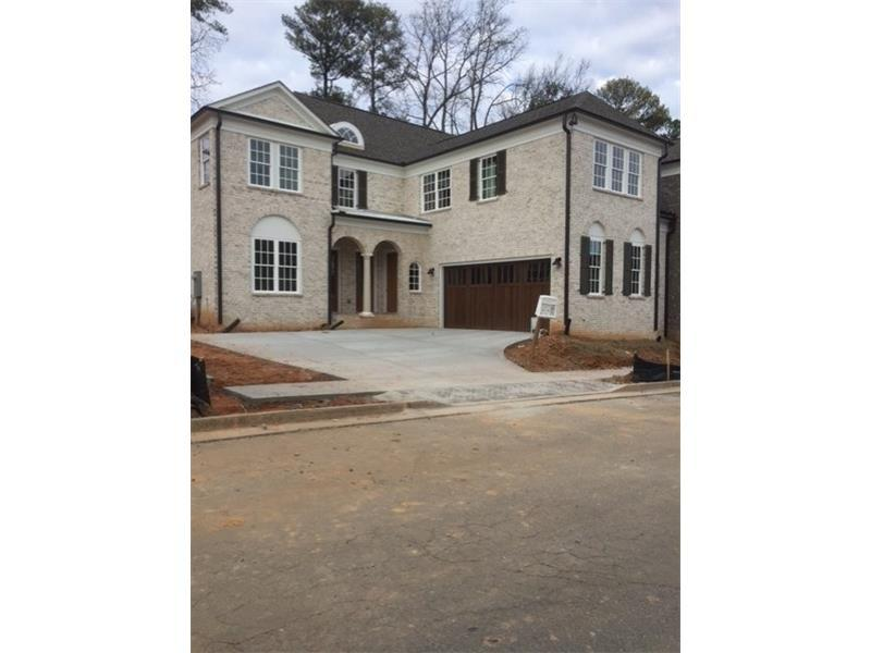 1819 Kent Avenue #9, Dunwoody, GA 30338 (MLS #5746843) :: North Atlanta Home Team