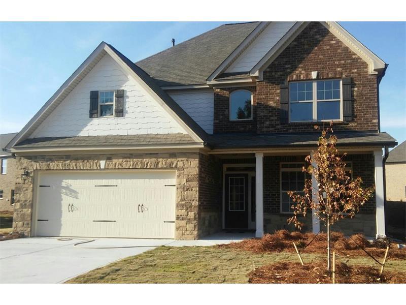309 Madison Park Drive, Grayson, GA 30017 (MLS #5747271) :: North Atlanta Home Team