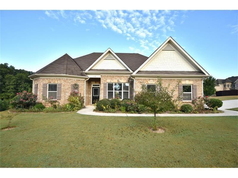 4106 Mossy Rock Court, Buford, GA 30519 (MLS #5747838) :: North Atlanta Home Team