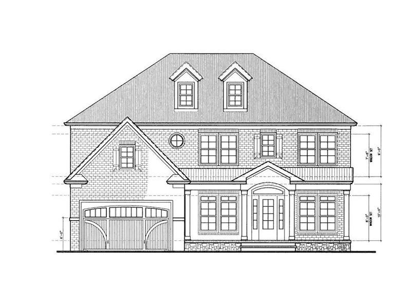 2623 Camille Drive NE, Brookhaven, GA 30319 (MLS #5747946) :: North Atlanta Home Team