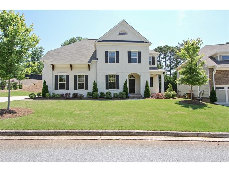 4860 Gresham Ridge #4860, Kennesaw, GA 30144 (MLS #5747999) :: North Atlanta Home Team