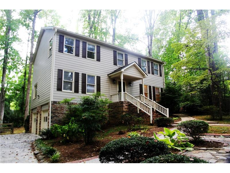 155 Carriage Trace, Marietta, GA 30068 (MLS #5748025) :: North Atlanta Home Team