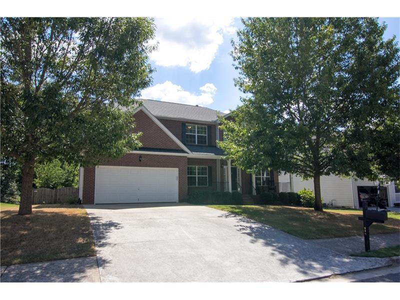 117 Farm Valley Drive, Canton, GA 30115 (MLS #5748163) :: North Atlanta Home Team