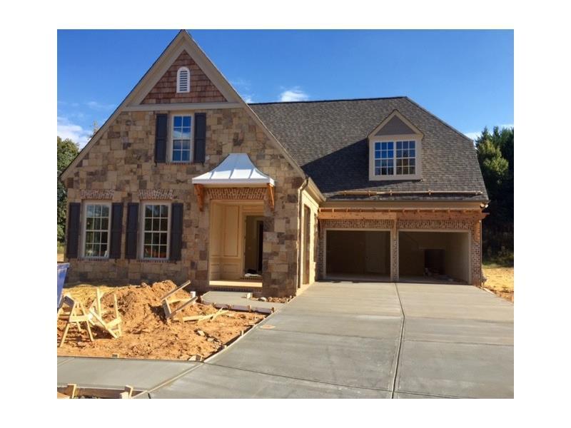 100 Cadence Trail, Canton, GA 30115 (MLS #5748289) :: North Atlanta Home Team