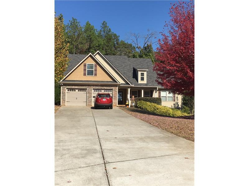 16 Laurel Way, White, GA 30184 (MLS #5748442) :: North Atlanta Home Team