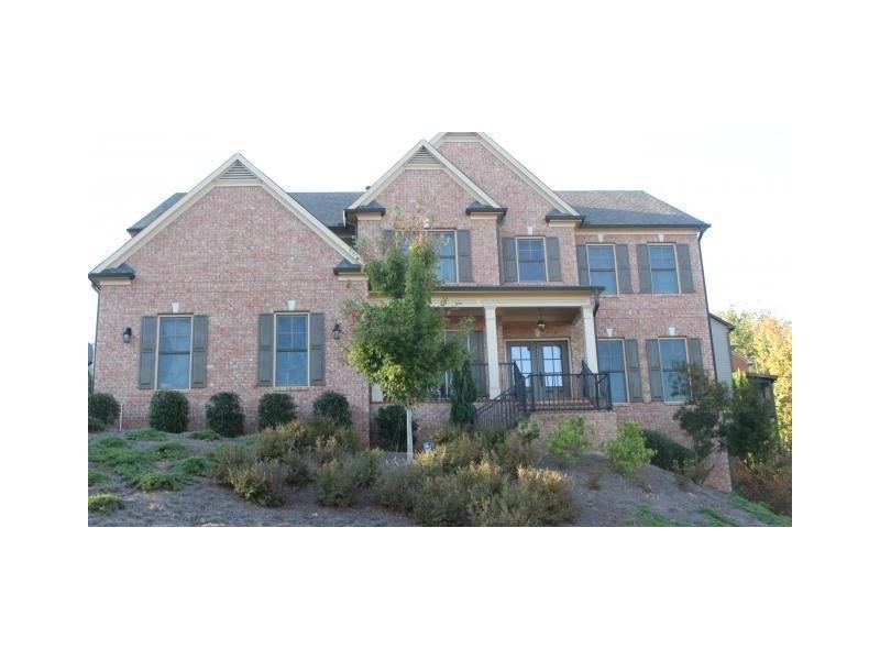 1445 Hilltop Overlook Drive, Marietta, GA 30062 (MLS #5748501) :: North Atlanta Home Team