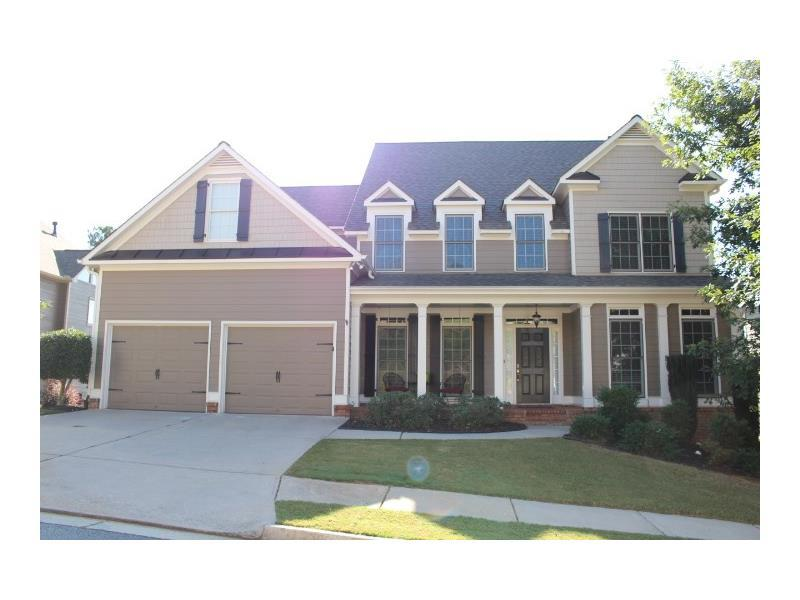 33 Retreat Crossing, Dallas, GA 30132 (MLS #5748516) :: North Atlanta Home Team