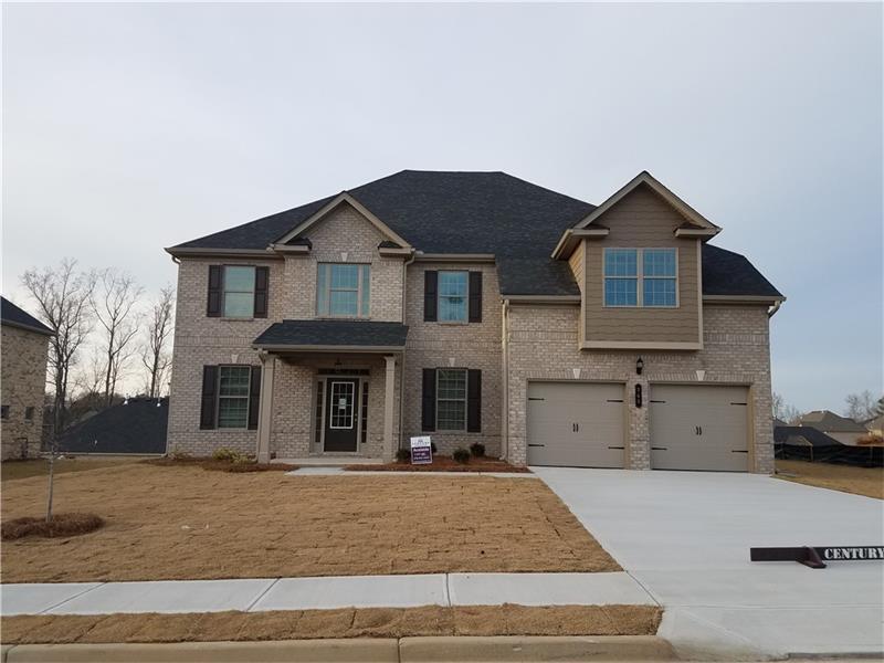 345 Sawyer Farm Drive, Grayson, GA 30017 (MLS #5748889) :: North Atlanta Home Team