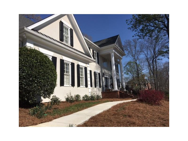 430 Covington Cove, Alpharetta, GA 30022 (MLS #5749530) :: North Atlanta Home Team